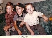 The Lee Brothers: Doug, Jon, Terry